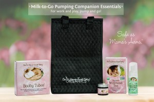 Meet our Sponsor: Pumping Milk-to-Go… with Earth Mama